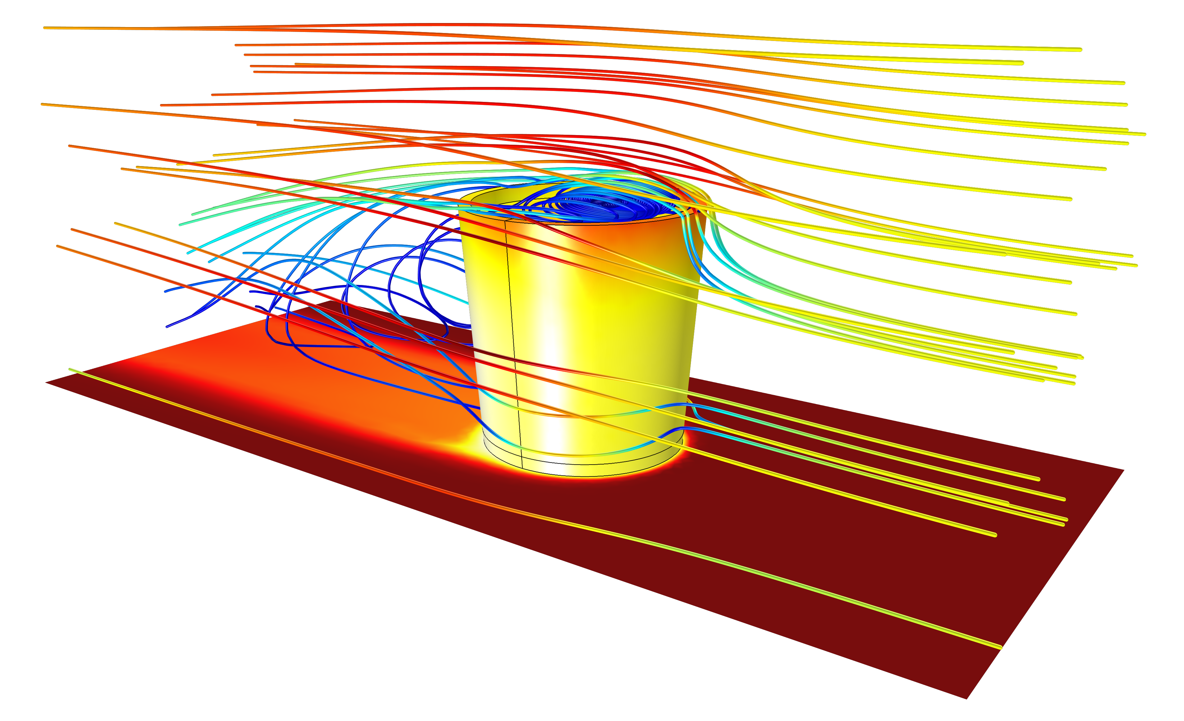 Evaporative Cooling Multi Sycle : Image gallery comsol multiphysics version